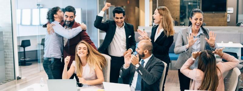 empleados-felices