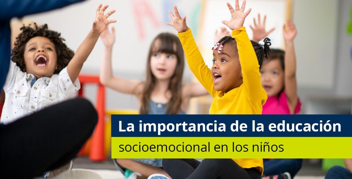 clases de educación socioemocional