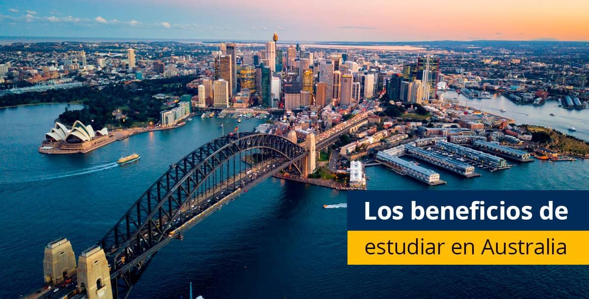 beneficios de estudiar en australia