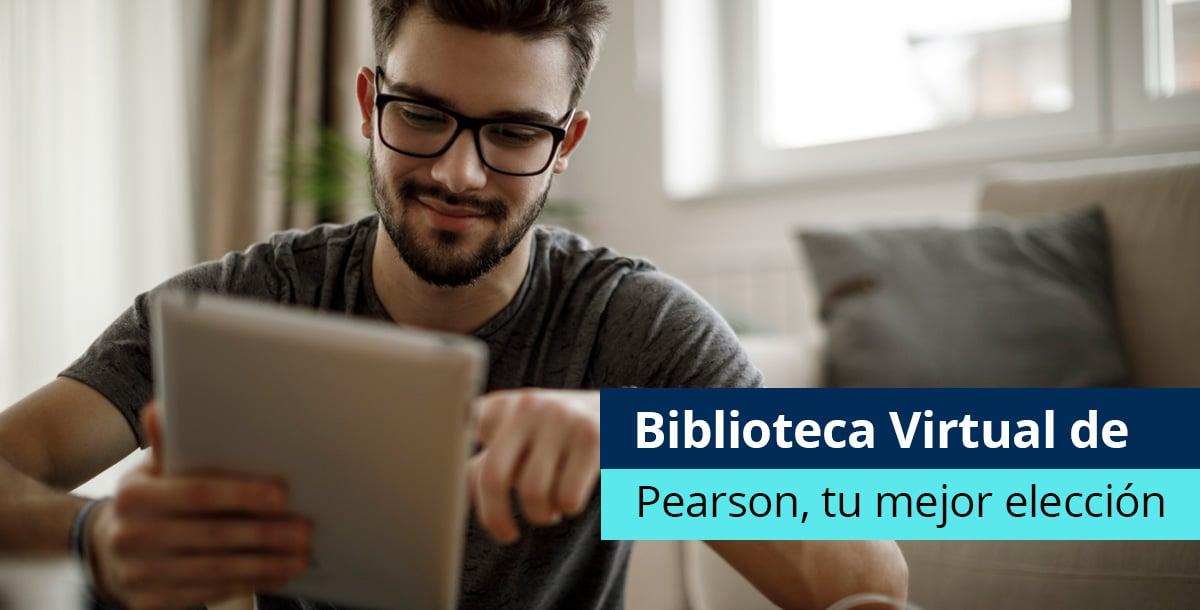 Biblioteca virtual de Pearson