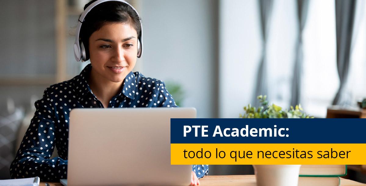 PTE Academic de Pearson